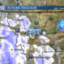 Accumulating snow this weekend
