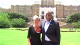 U.S. Cabinet members visit Little Rock Central High School