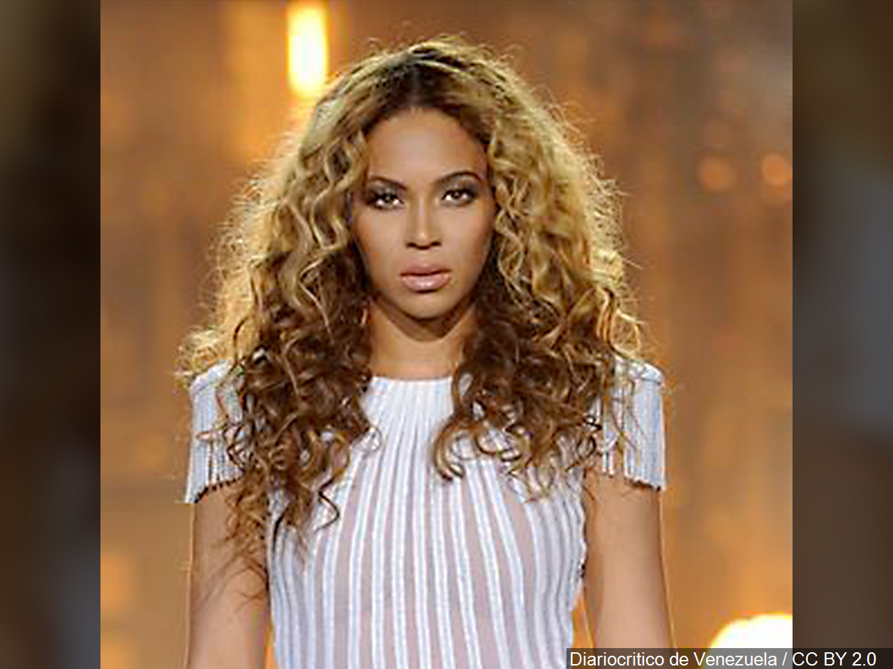Beyonce photographed in April 2013. (MGN/Diariocritico de Venezuela/CC BY 2.0)
