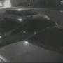 Surveillance video shows car set on fire with driver inside
