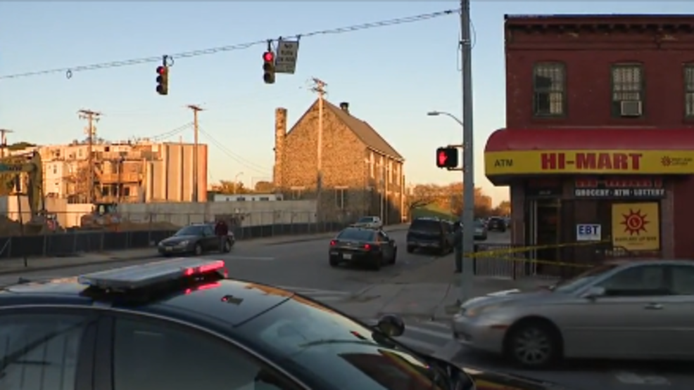 Man suffers graze wound to the neck in East Baltimore