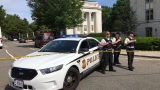 White House lockdown lifted; armed man shot by Secret Service, taken to hospital
