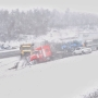 1 dead after multi-vehicle pile-up on I-81 near Delano, Schuylkill County