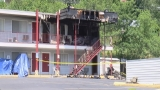 Arrest warrant issued for Spokane man who set fire to Pullman's American Travel Motel