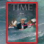 "TIME's new cover takes aim at Trump's ""stormy"" presidency"