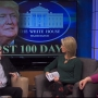 Grading President Trump's first 100 days in office