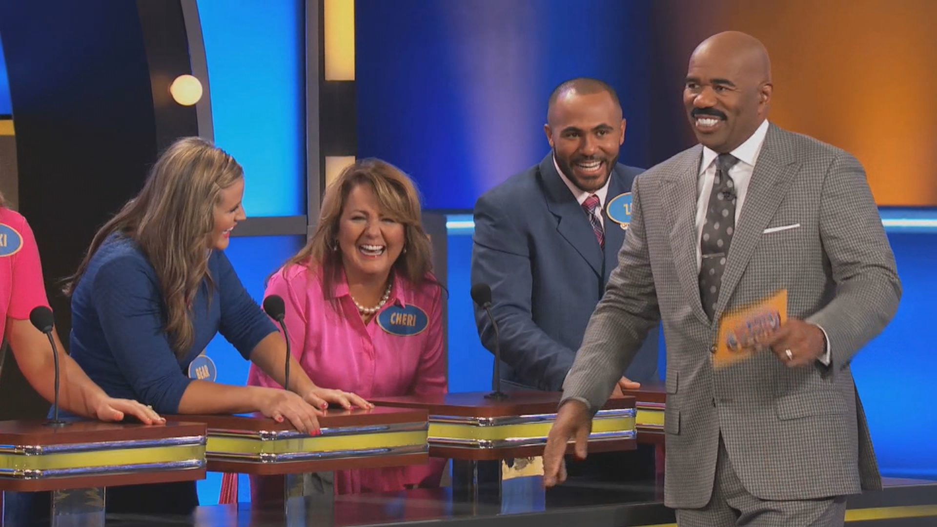 Inside the Story: Utah County family wins big on 'Family Feud' game show