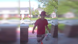 Harrisburg Police looking for porch pirate