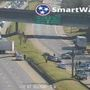 Four injured after tractor trailer, 8 vehicles collide on I-440 in Nashville