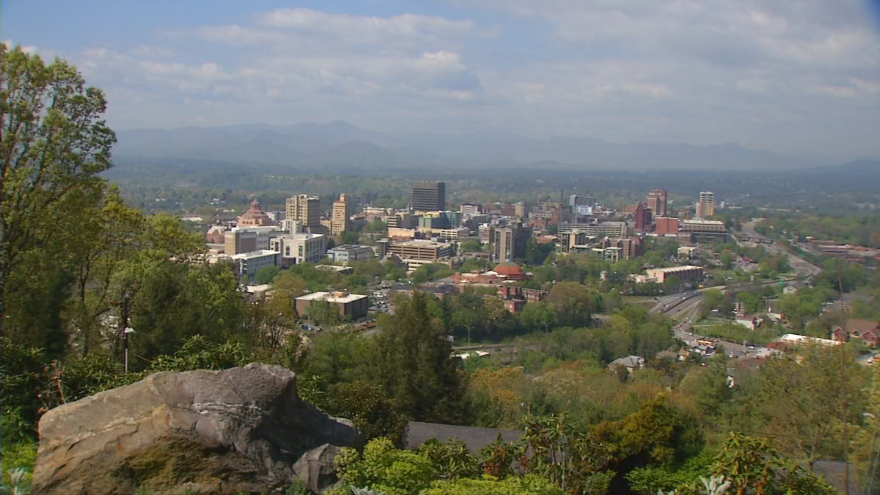 Western North Carolina has the biggest group of living wage certified businesses in the country, according to Just Economics, a local organization pushing for higher paying jobs. (Photo credit: WLOS staff)