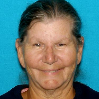 Sharon Buchanan, 70, has gone missing in Douglas County, last seen on September 1.