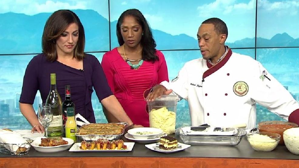 Get Lasagna Three Ways At Olive Garden On National Lasagna