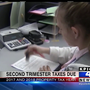 Second trimester taxes due this month in Douglas County