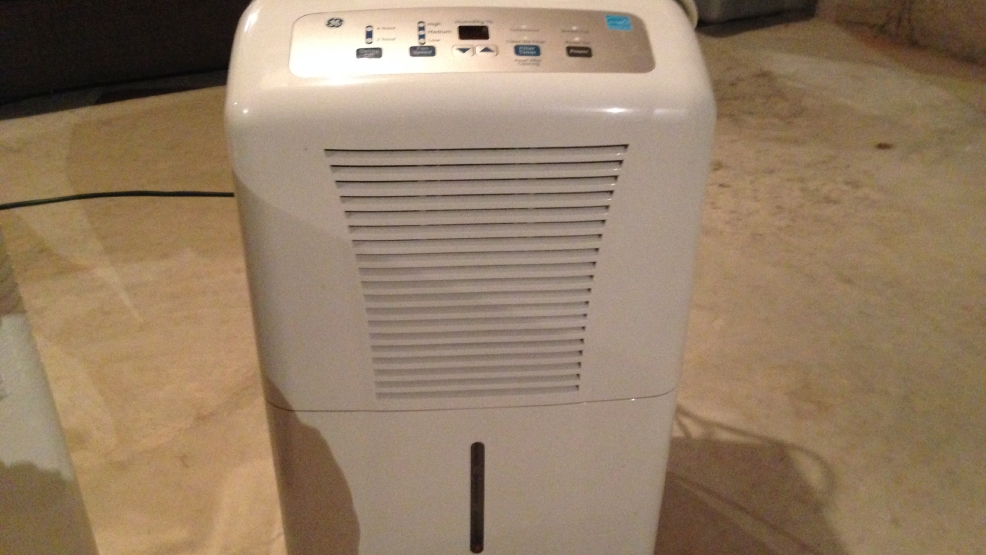 This dehumidifier is one of millions recently recalled