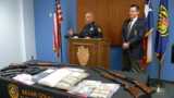 Sheriff's Office, DEA seizes more than $1 million in narcotics, weapons during raid