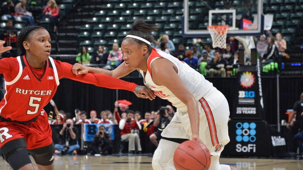 Buckeye Basketball: OSU women earn 3-seed, host George ...