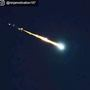 Fireball in the sky captures attention across the region