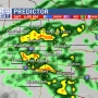 Showers and thunderstorms spell soggy weekend