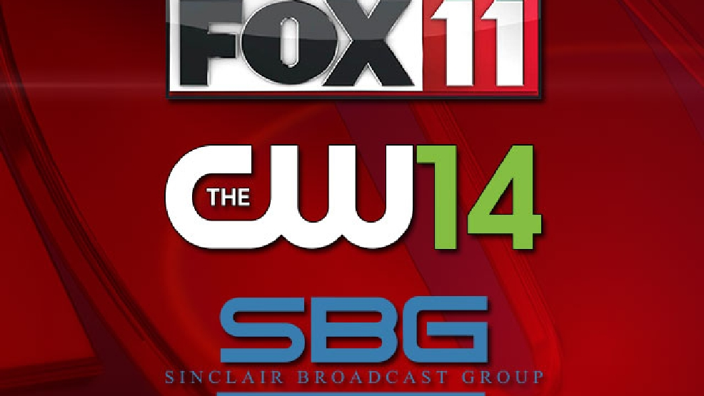 FOX 11/CW 14/LIN Digital logos