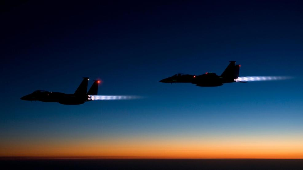 Oregon Air National Guard fighter jet pilots to perform night training starting Tuesday