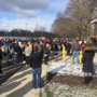 Hundreds of Columbus students participate in national walkout to promote safety