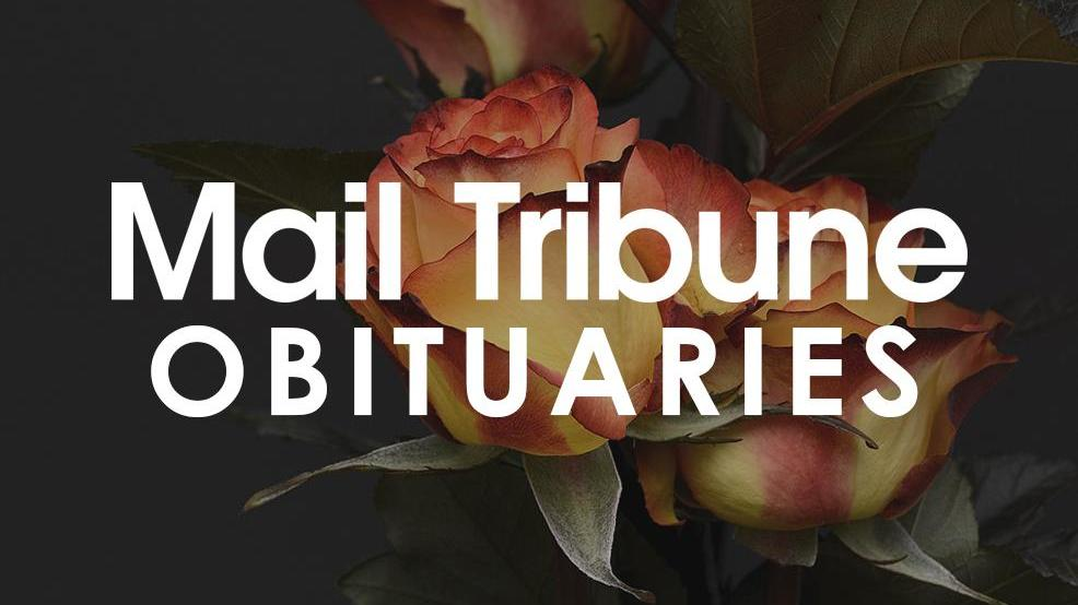 Mail Tribune Obituaries
