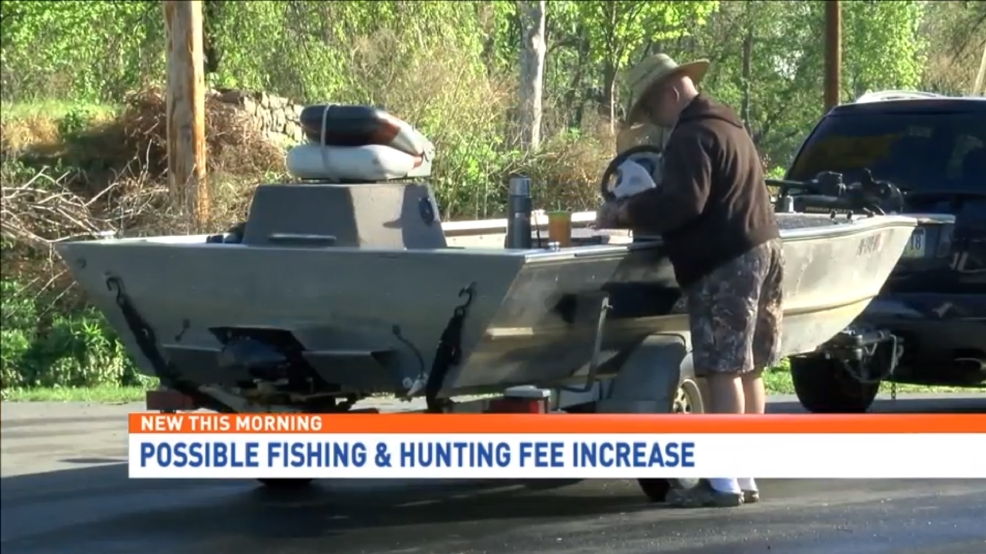 Two bills in front of state senate could raise hunting and for Pa fishing license fees