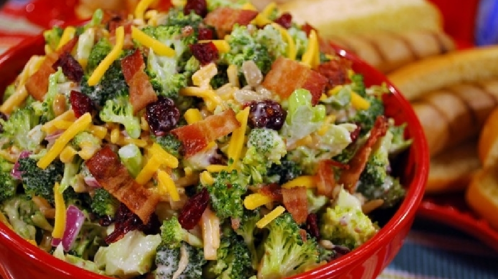 Broccoli Bacon Salad 700x468