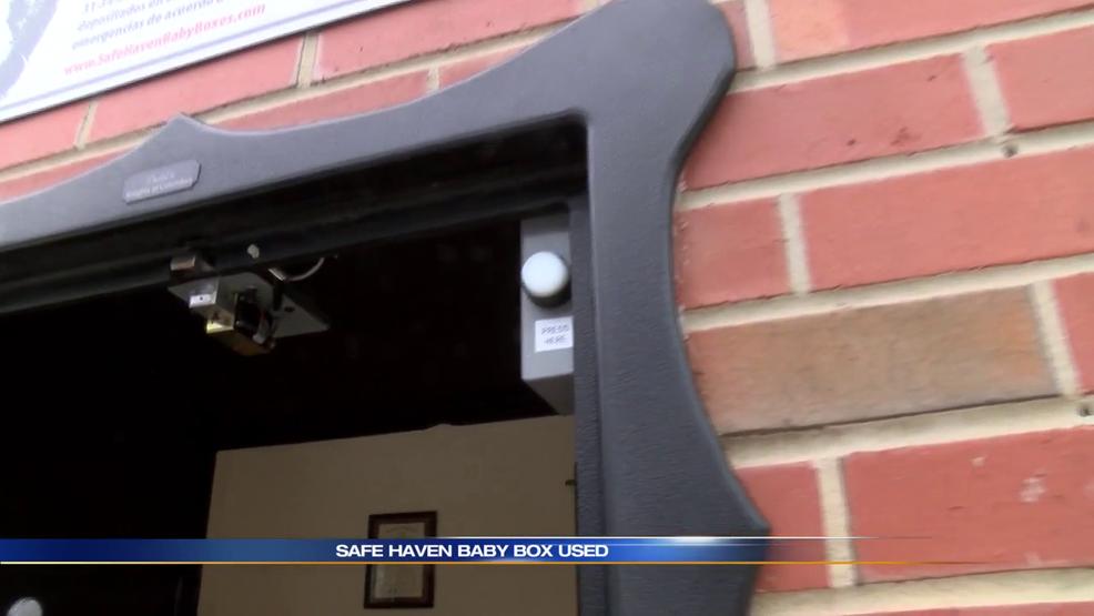 Infant Left In La Porte County Baby Box Is In Good Health Say - Porte box