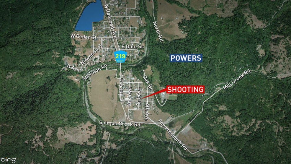Coos County Man Found Laying In Street With Gunshot Wound To The