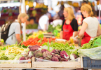 Family Resolutions: Get to a Farmers Markets   in 2018