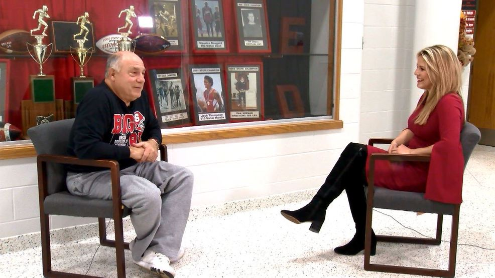One-on-one with Big Red's Reno Saccoccia