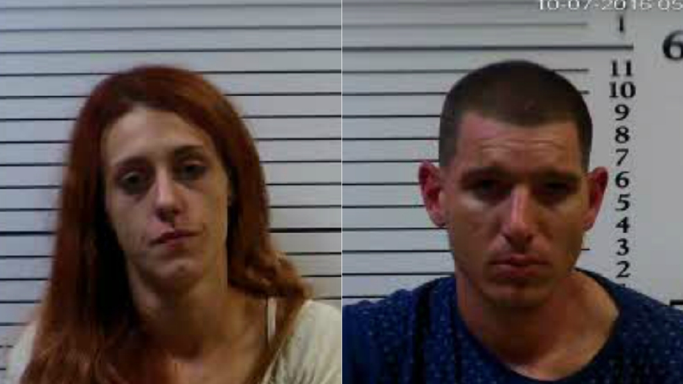 Tennessee couple arrested in Murphy for drug, gun possession | WTVC