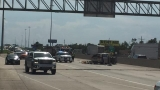 Woman killed in crash on I-10 eastbound in Orange County; children not injured