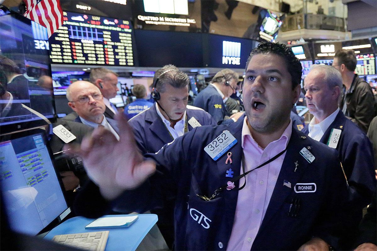 Znalezione obrazy dla zapytania New York Stock Exchange