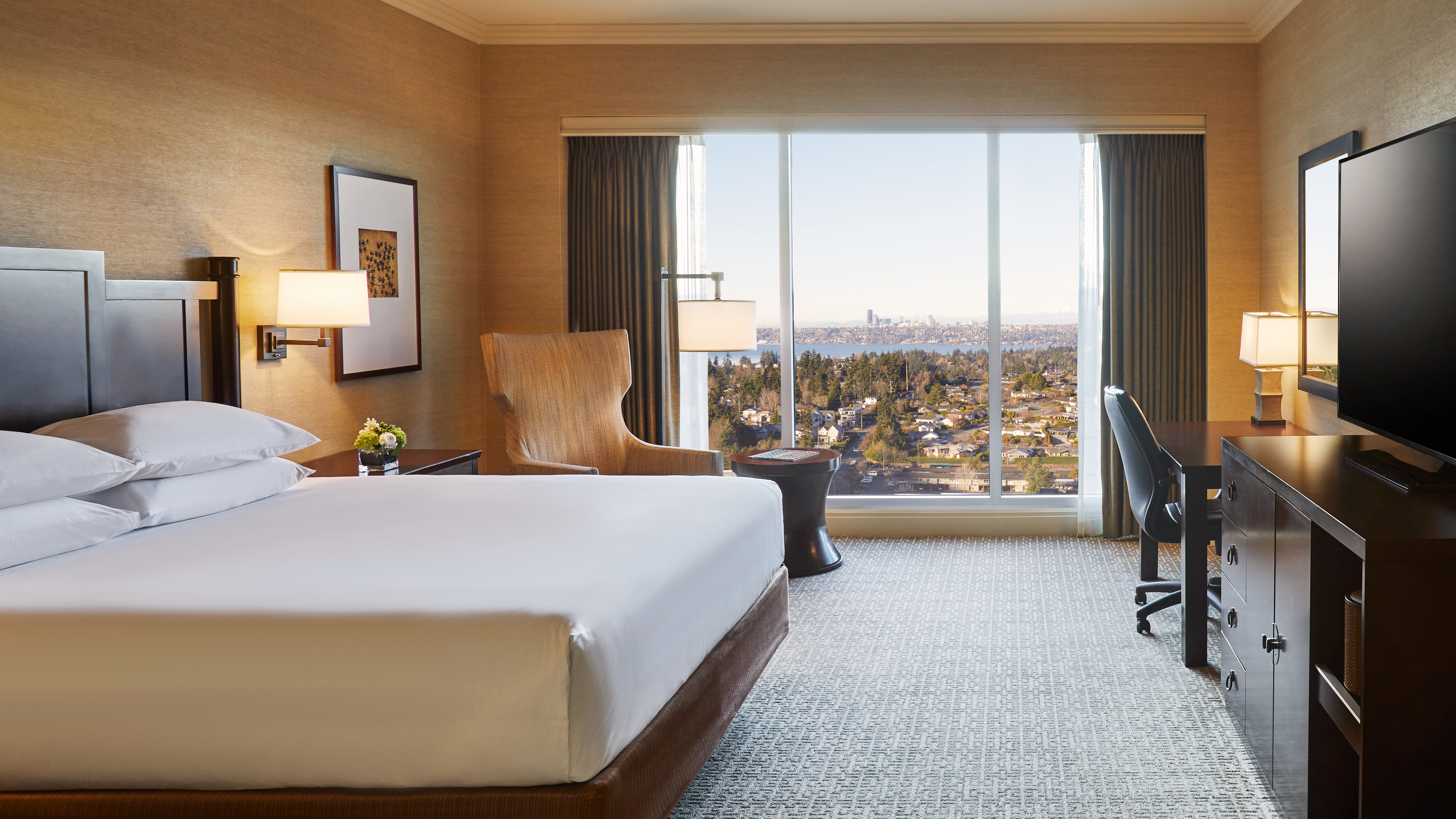 If I can recommend one thing...it's a staycation. (Image courtesy of Hyatt Regency Bellevue).