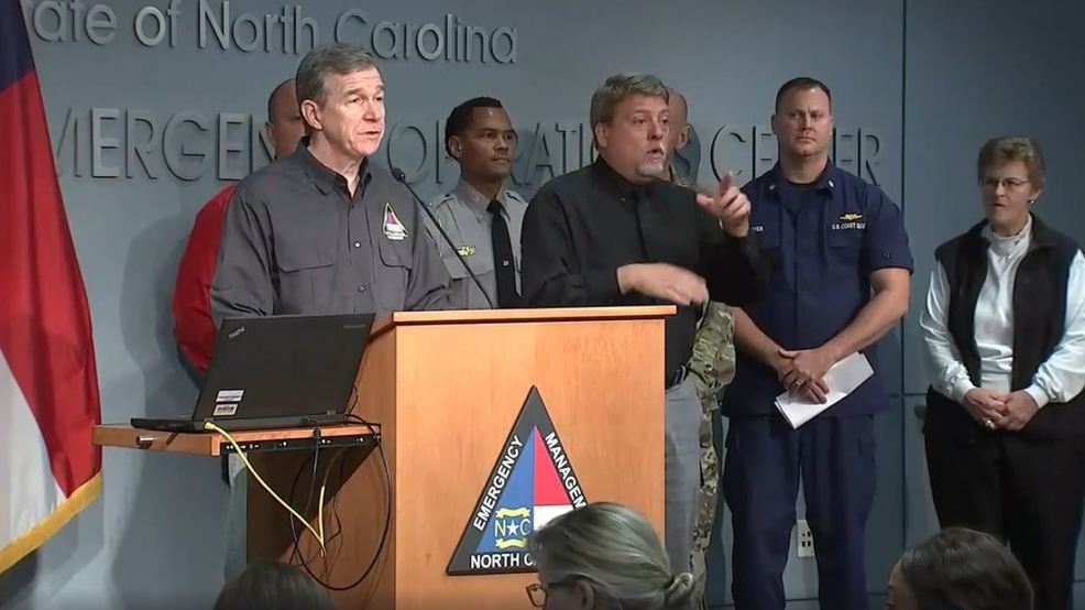 Governor Cooper urges northeast NC residents to continue