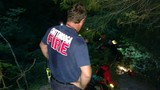 Chattanooga firefighters rescue fall victim at Greenway Farms in Hixson