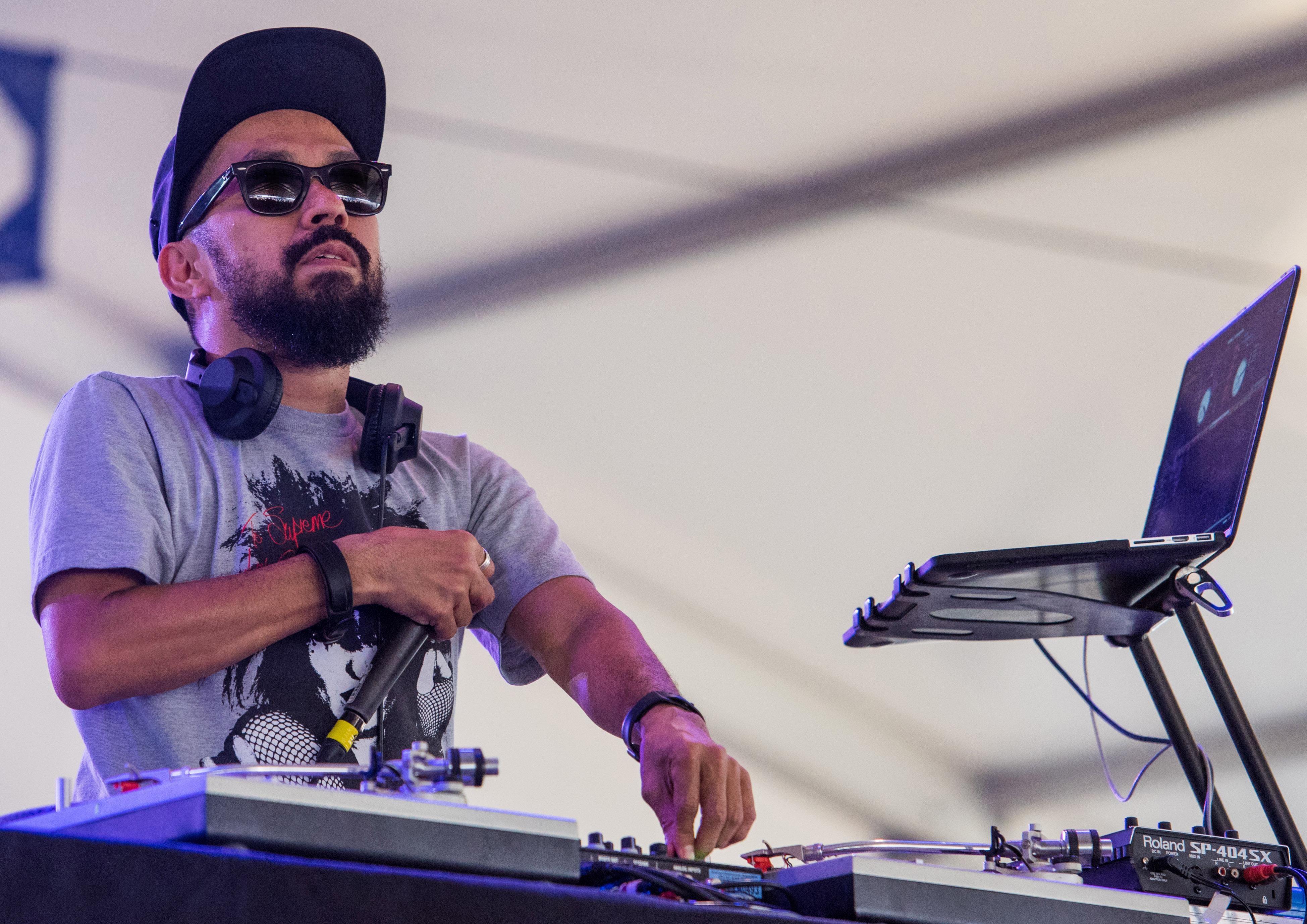 Nationally-acclaimed DJ and notoriously recognized as Obama's DJ, DJ Mel will wow the crowd at this year's Events DC Cherry Blast. (Image: Courtesy Events DC)