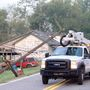 Early morning accident causes power outage, road closure in Brooke County