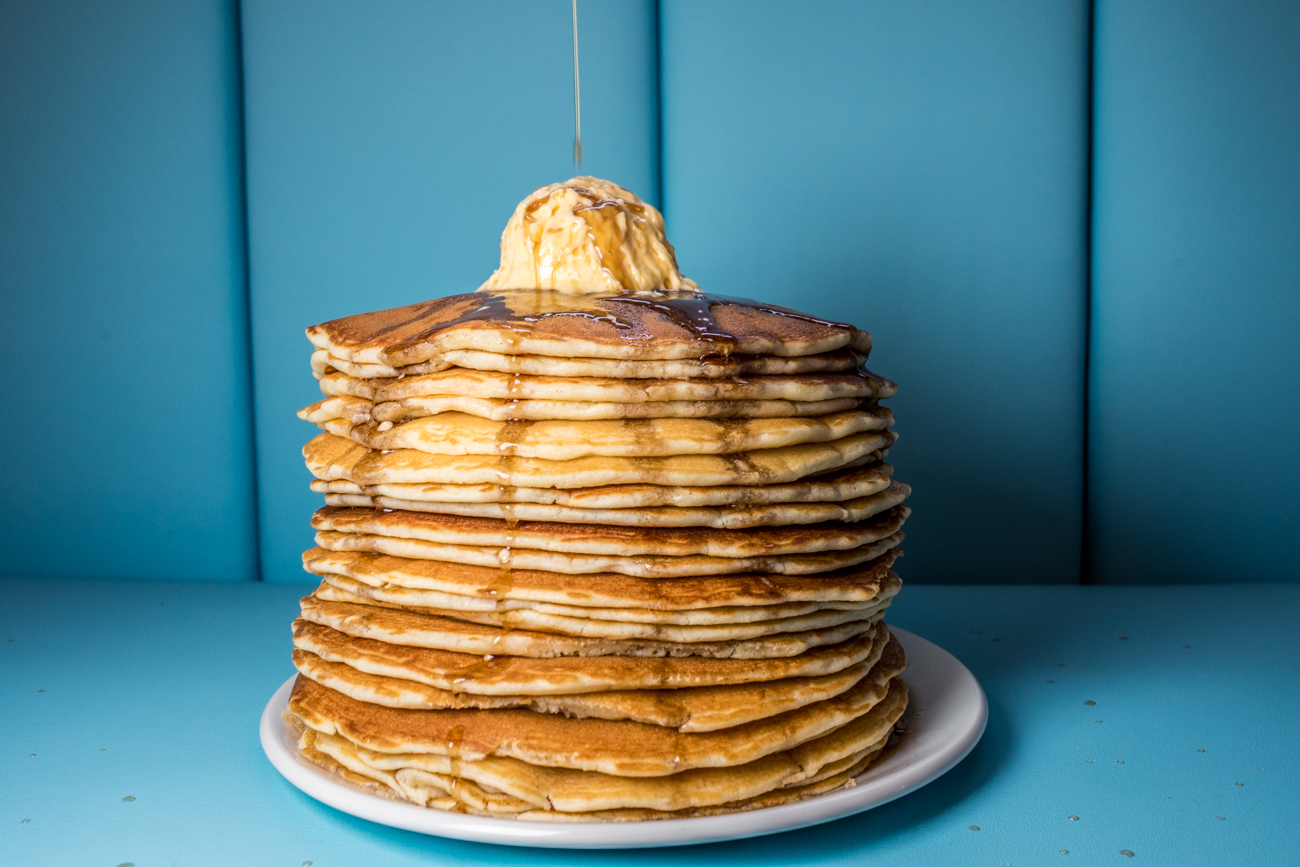 Wispy Thin Pancakes / Image: Catherine Viox // Published: 7.31.20