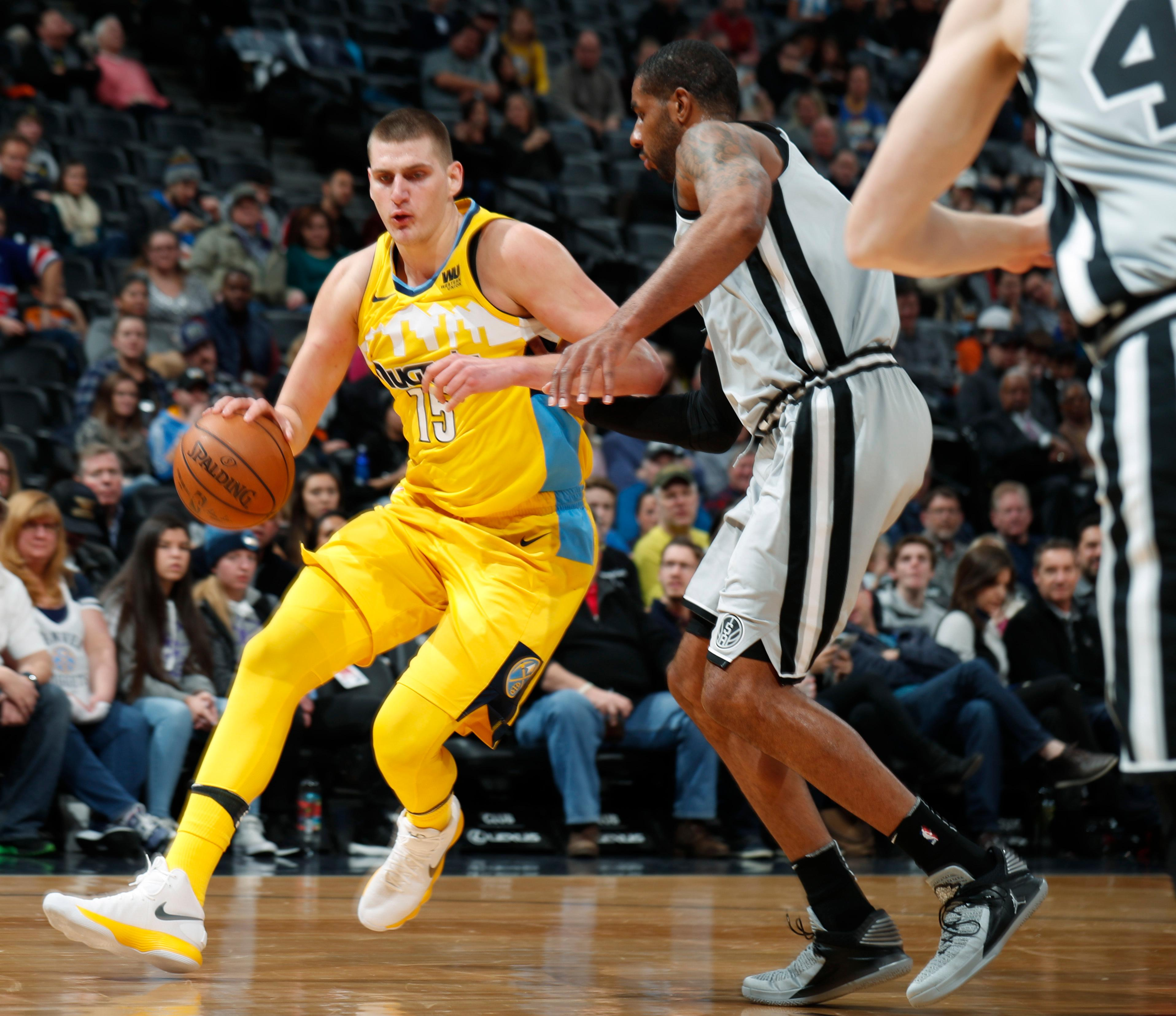 Denver Nuggets At San Antonio Spurs: Nuggets 122, Spurs 119: Who Shined And Who Didn't?