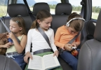 Kids are Distracting! How to Drive Safely with Young Passengers
