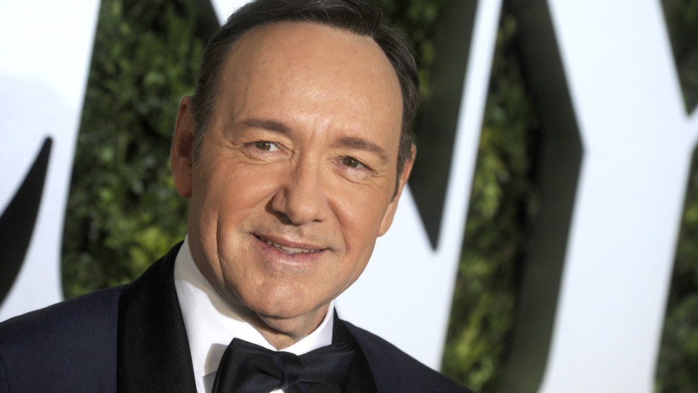 House Of Cards Comes Tumbling Down: Netflix Fires Kevin Spacey