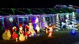 Homes for the Holidays: Dazzling displays across Southern New England
