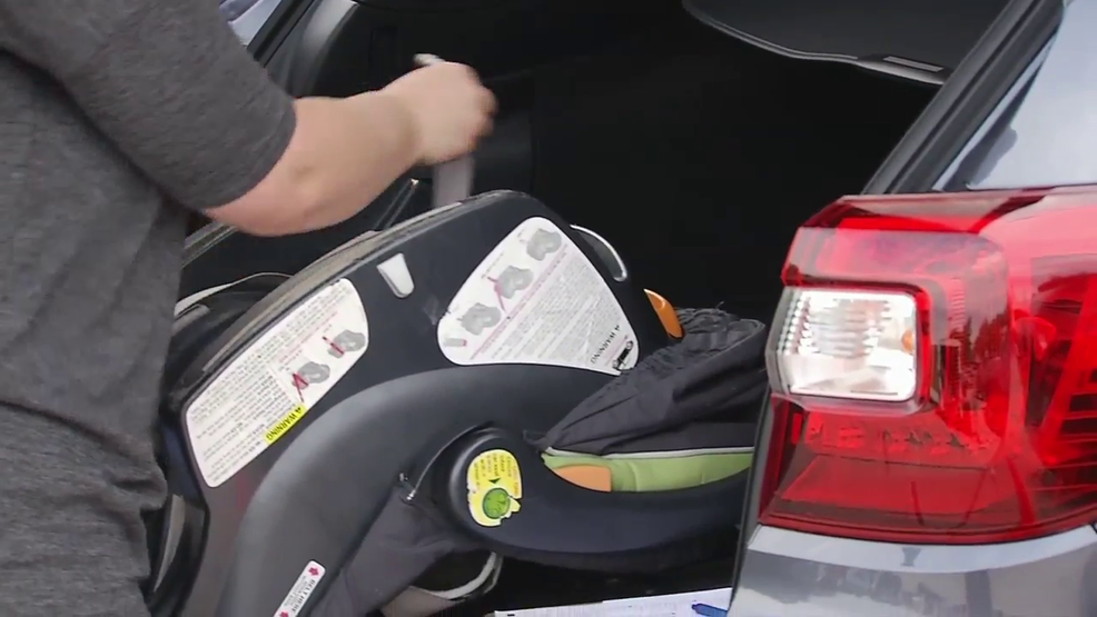 Car Seat Safety Check Maine