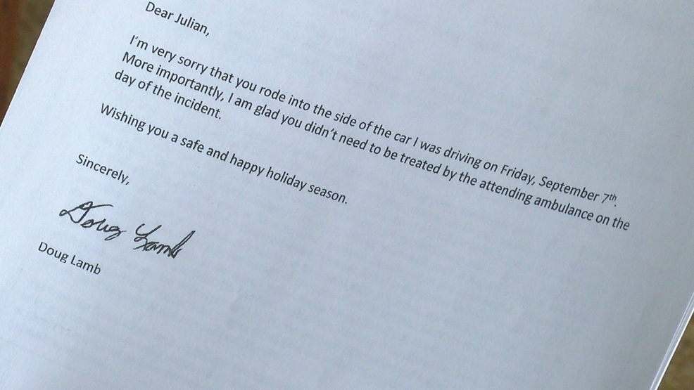 Apology Letter To   Mom No Apology In Judge Ordered Apology Letter To Son Who Was Hit
