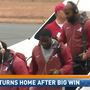 Alabama Crimson Tide returns as national champions