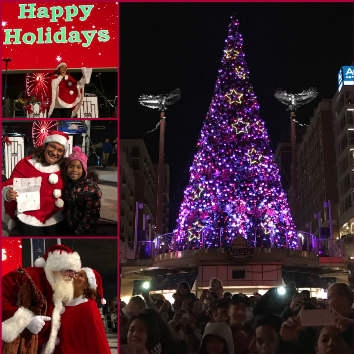 The National Harbor kicked off the holiday season with their annual Christmas Tree Lighting Ceremony & GALLERY: Christmas Tree Lighting Ceremony at National Harbor | WJLA azcodes.com