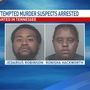 Tennessee attempted murder suspects arrested in Cedar Rapids
